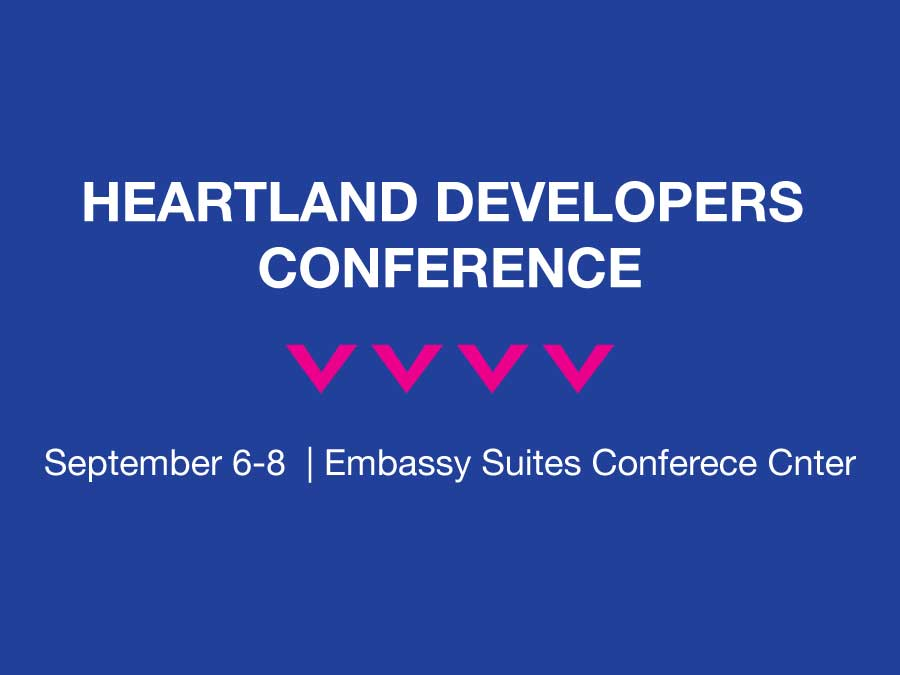 Come See BHMI at the Heartland Developers Conference