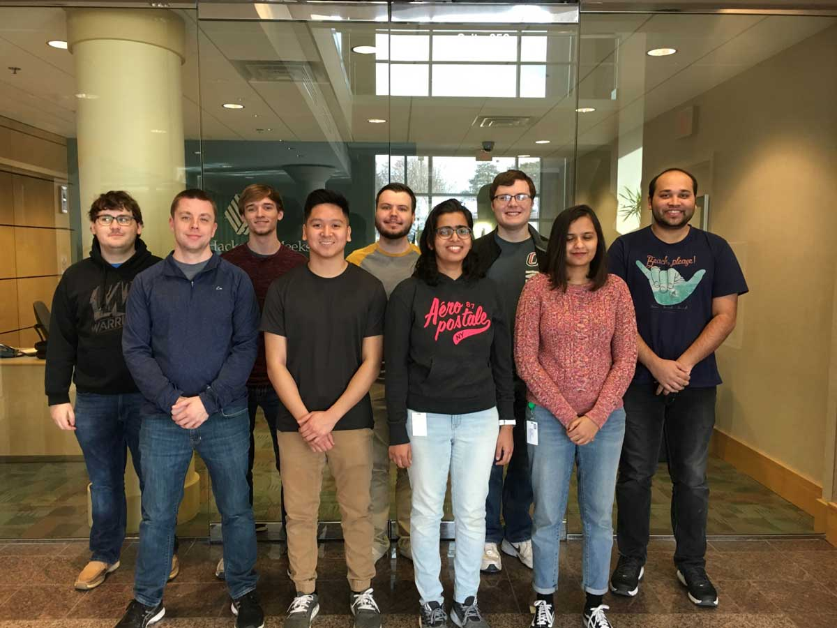 BHMI WELCOMES NINE INTERNS – SPRING 2018