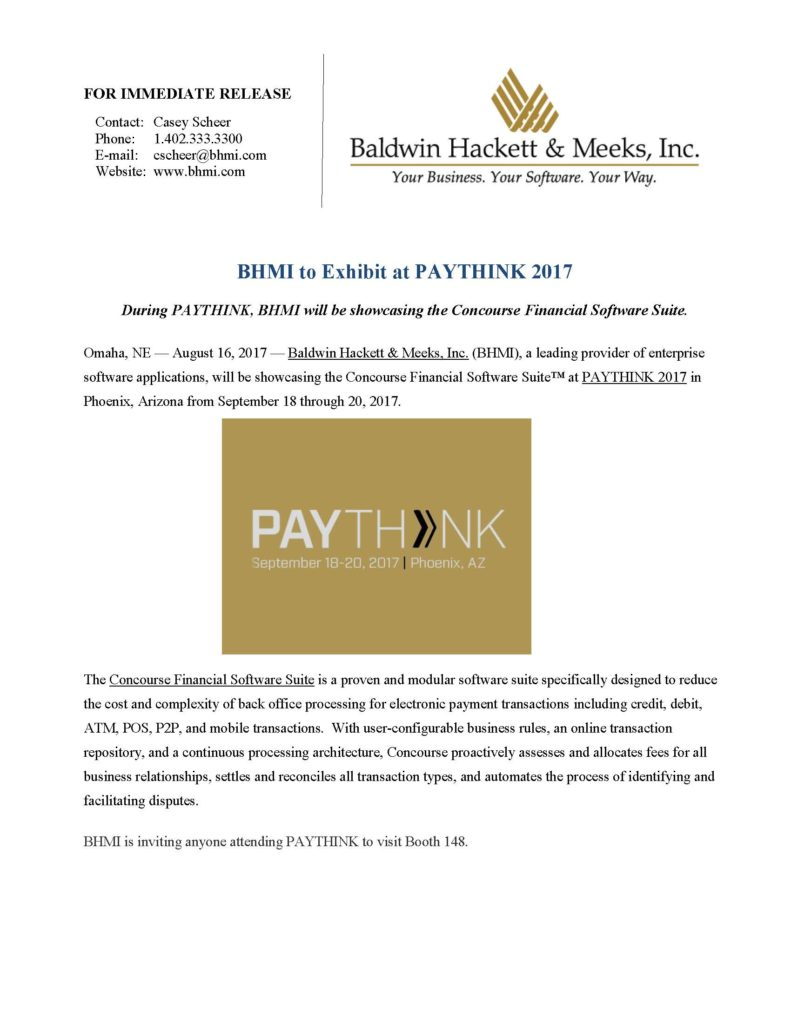 press releases Press Releases BHMI 2017 PAYTHINK Page 1 791x1024