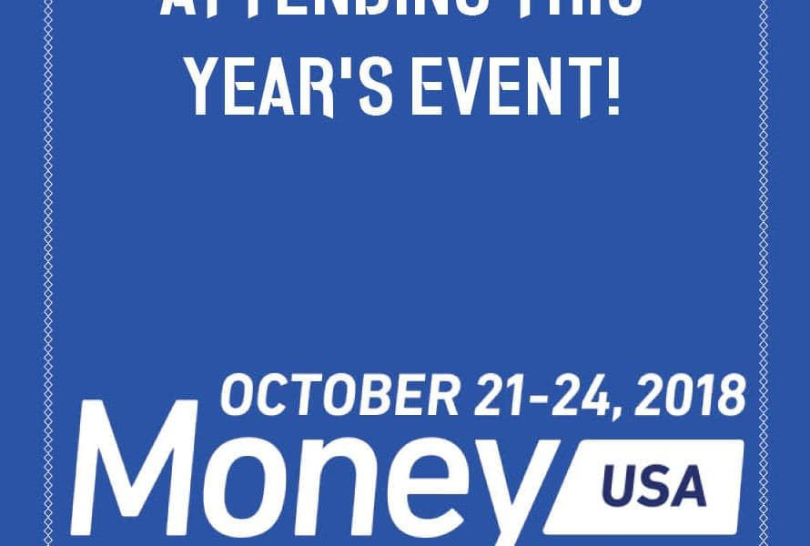 WE'RE HEADING TO MONEY 20/20