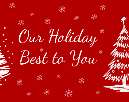 OUR HOLIDAY BEST TO YOU bhmi blog Blog BHMI holidayBest 420x333