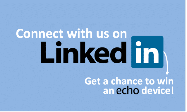 FOLLOW BHMI ON LINKEDIN AND WIN!