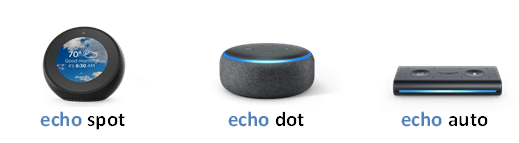 Follow Us On LinkedIN Win These Echo Devices