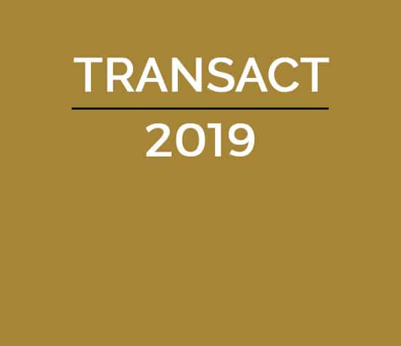 COME SEE BHMI AT TRANSACT 2019
