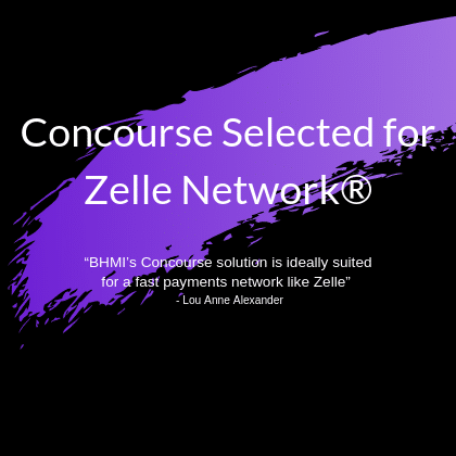 Early Warning Selects Concourse for the Zelle Network®