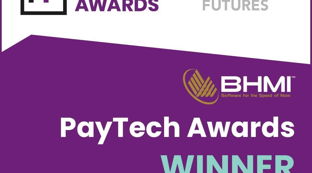 "BHMI Wins ""Best Real-time Payments Solution"" at 2020 PayTech Awards"