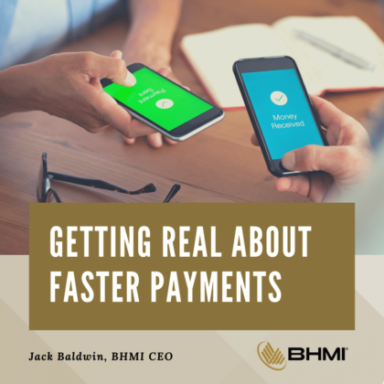 Getting Real About Faster Payments