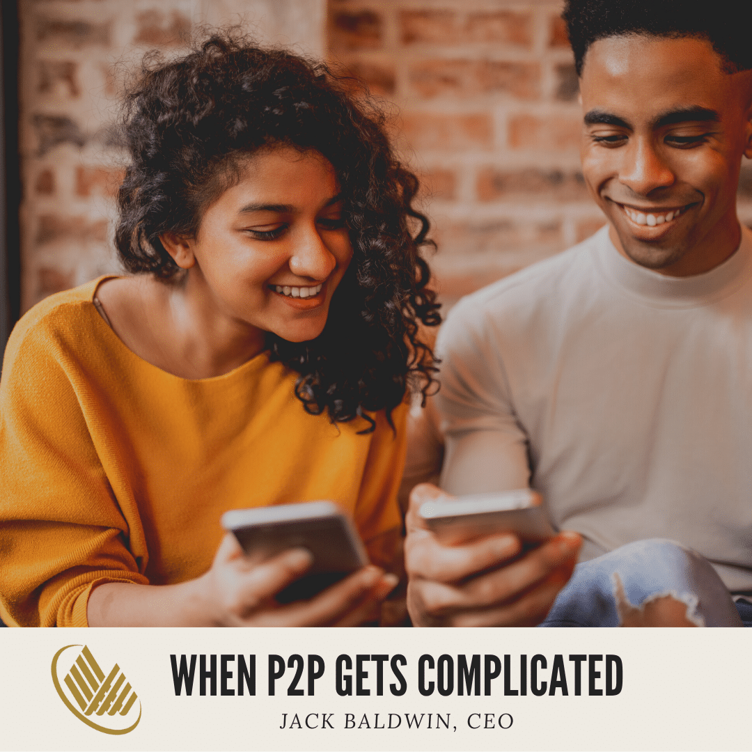 When P2P Gets Complicated