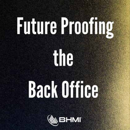 Future Proofing the Payments Back Office
